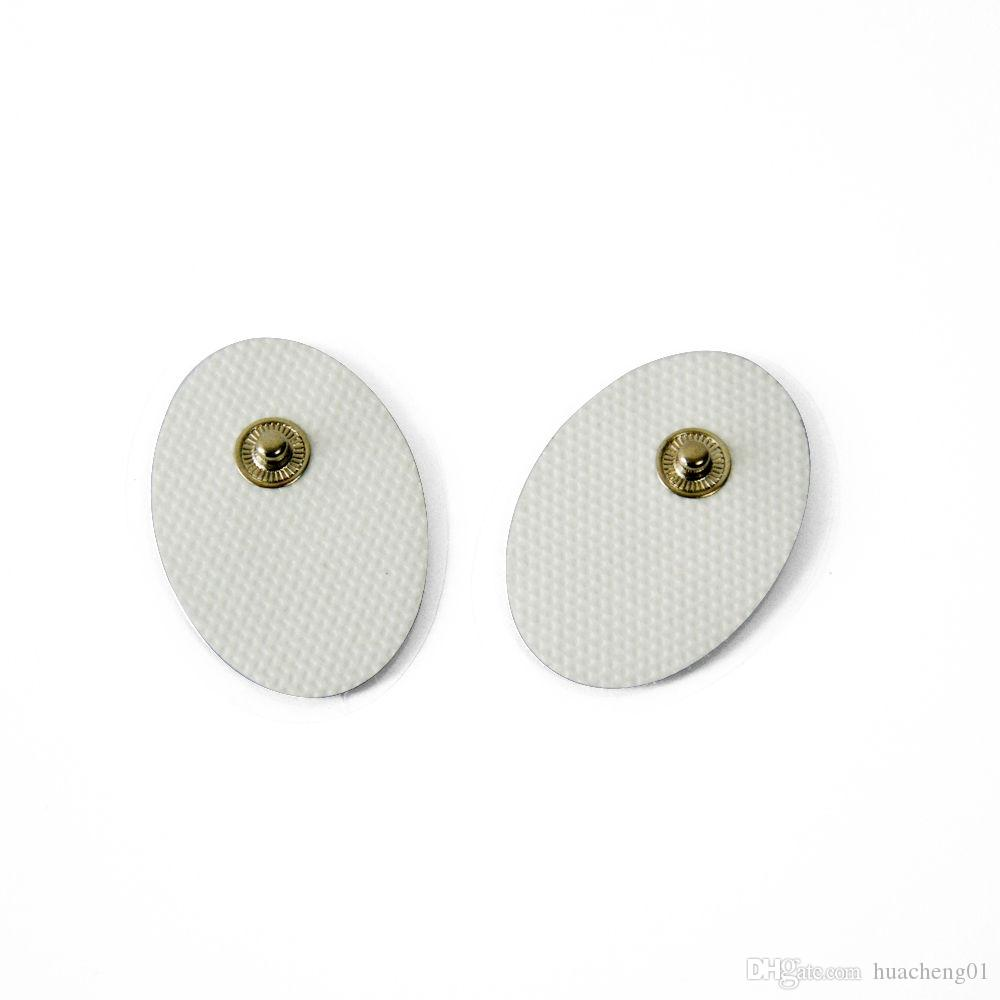 TENS Electrode Pads Replacement Pad Reusable for TENS Unit Digital Electronic Pulse Massager