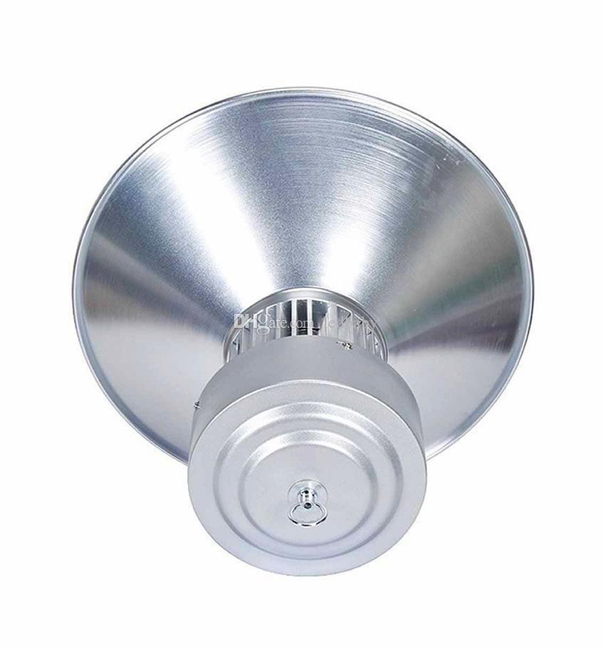 Garantía de la lámpara industrial de la luz 50W 100W 150W 200W de la alta bahía del LED 3 años 50000H AC85-265V CE RoHS FCC UL SAA