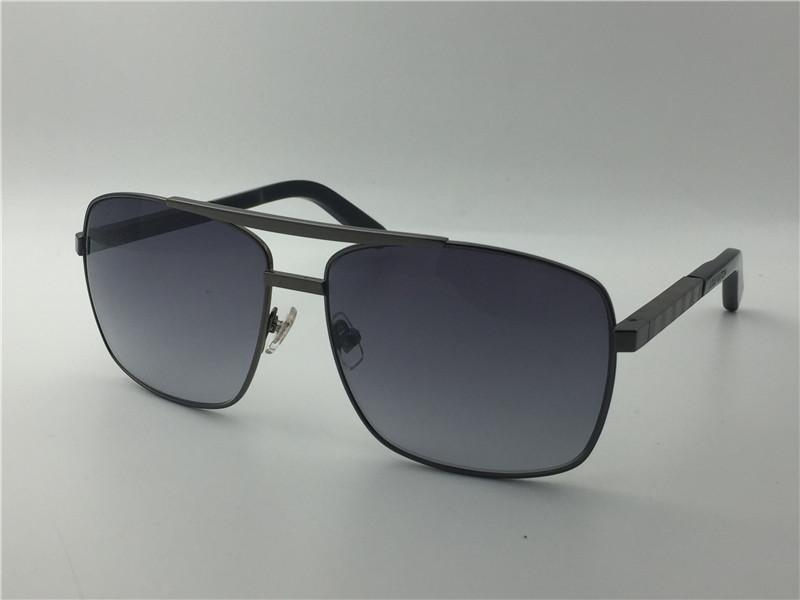 Neue Männer Sonnenbrillen Designer Sonnenbrillen Haltung Herren Sonnenbrillen für Männer übergroßen Sonnenbrille quadratischen Rahmen im Freien coole Männer Brille