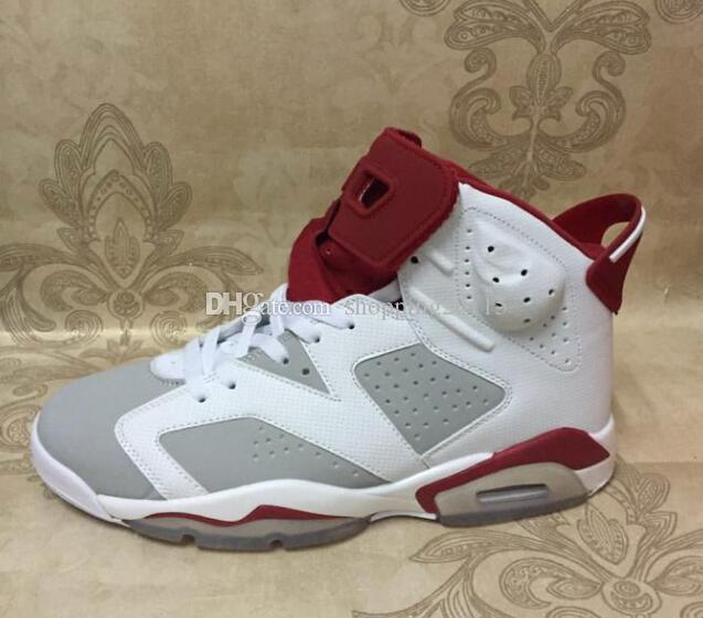 e3521d745ac736 New Arrived 6 VI Hare Alternate 91 Basketball Shoes 6s Sports ...