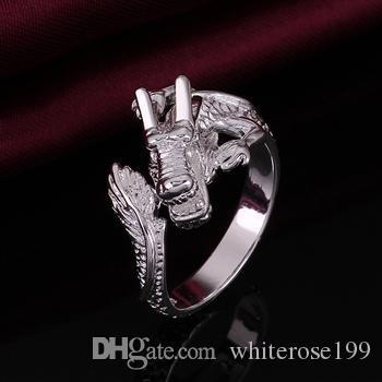 Al por mayor - precio más bajo regalo de Navidad 925 Sterling Silver Fashion Necklace + Earrings set QS0s59775