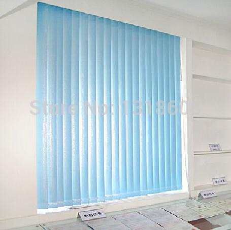 Wholesale Hot Selling Pvc Shade Blinds Louver Window Curtain