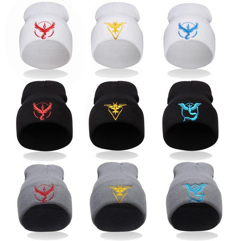 Autumn Winter Unisex Hats Caps Women Men Beanies with Animal ... c21cbb04d8f4