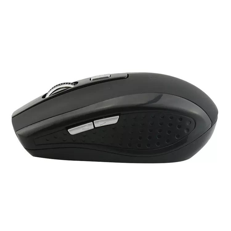 2.4ghz USB Optical Wireless Mysz USB Odbiornik Mysz Inteligentny Sen Energy-Saving Myszy Dla komputera Tablet PC Laptop Desktop z pudełkiem OM-N9