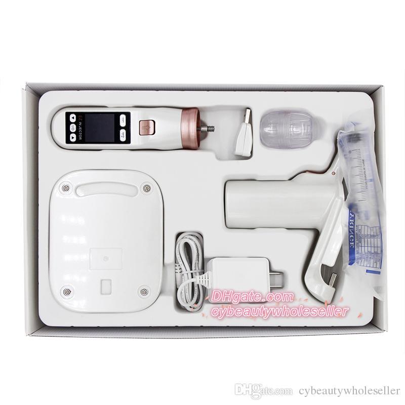 Портативная пушка впрыски EZ / пушка mesotherapy воды Спы с впрыской отрицательного давления для анти-морщинок
