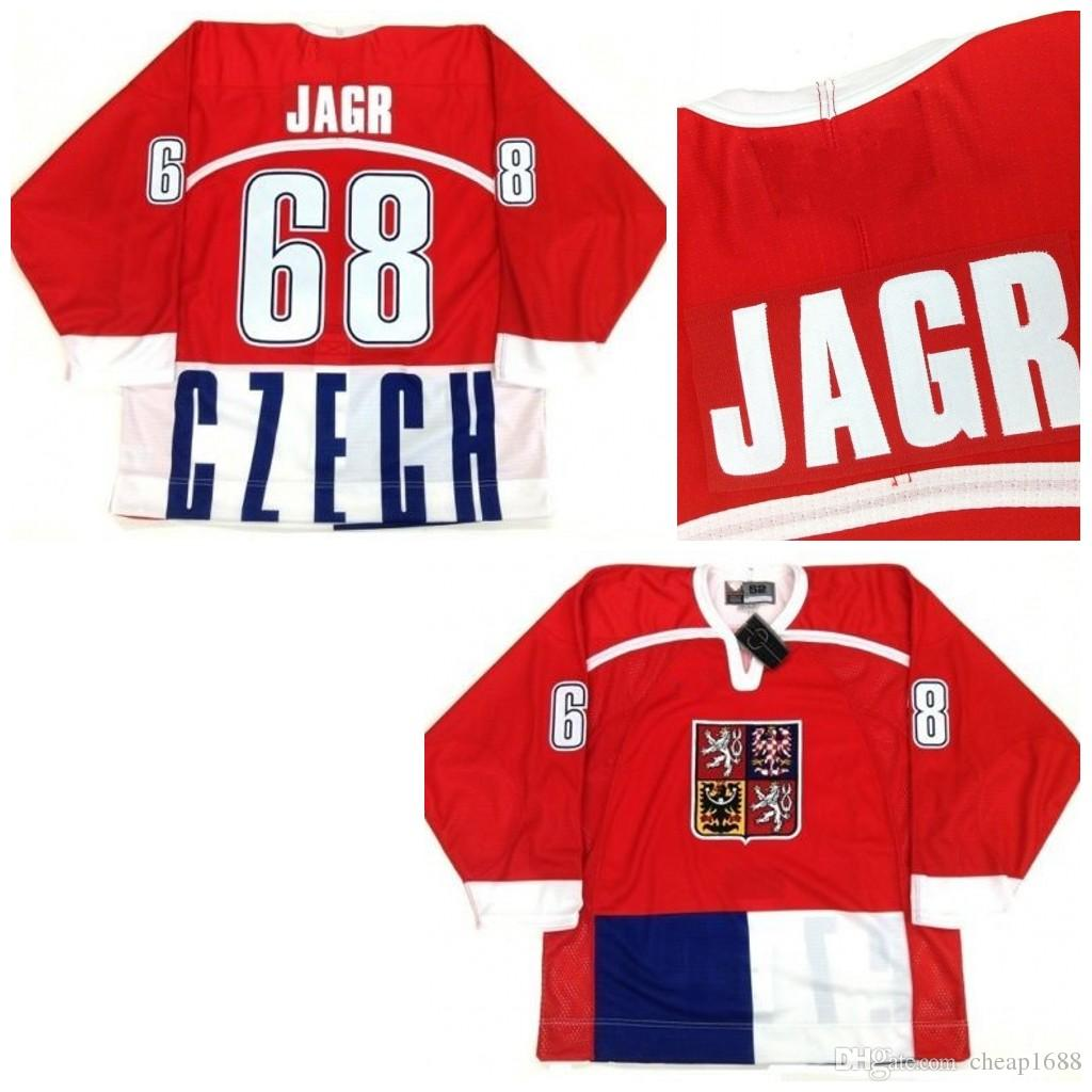 ... 2016 MenS Jerseys 68 Jaromir Jagr 1998 Nagano Olympics Czech Womens  Jaromir Jagr Boston Bruins Jersey Green Adidas 68 NHL Authentic Salute to  Service ... 1eaeb5dec