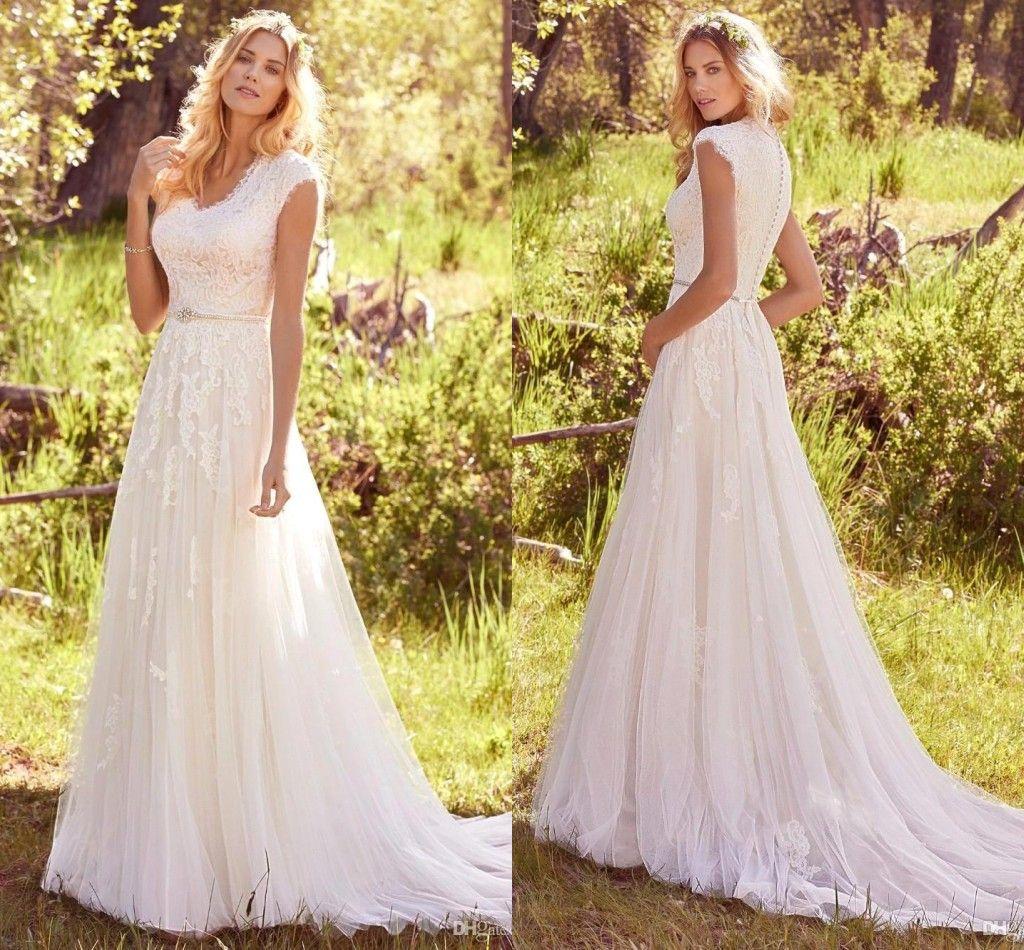 modest wedding dresses - Wedding Decor Ideas