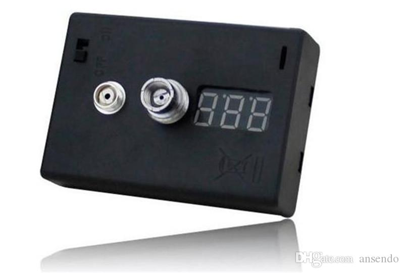 Vape e-cigarette Resistance Tester ohm meter 510 threaded for any atomizer vaporizer and battery Cigarette Accessories