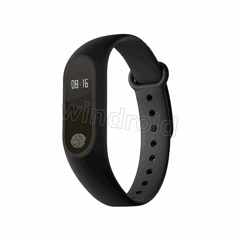 M2 Смарт-Браслет Монитор Сердечного ритма Bluetooth Smartband Здоровье Фитнес-Трекер Смарт-Браслет Браслет для Android iOS Бесплатная доставка 10 шт.