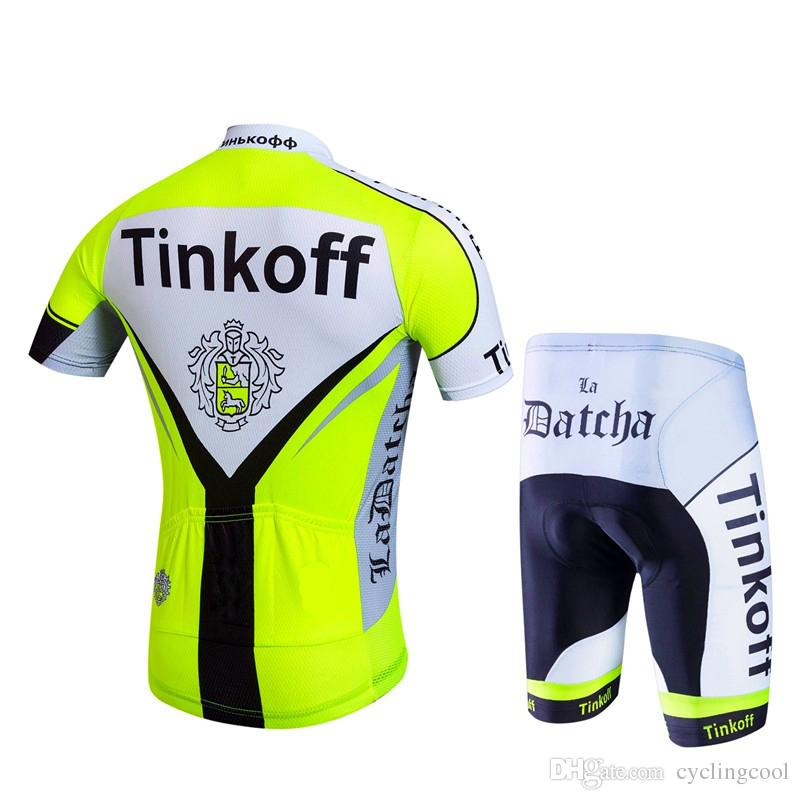Tinkoff Team Mens Summer Cycling Jersey Set. Short Sleeve + Shorts. Men s  Bicycle Cycling Clothing Mountain Mtb Bike Shirt . Bike Clothing Ropa  Ciclismo ... 27956abfe