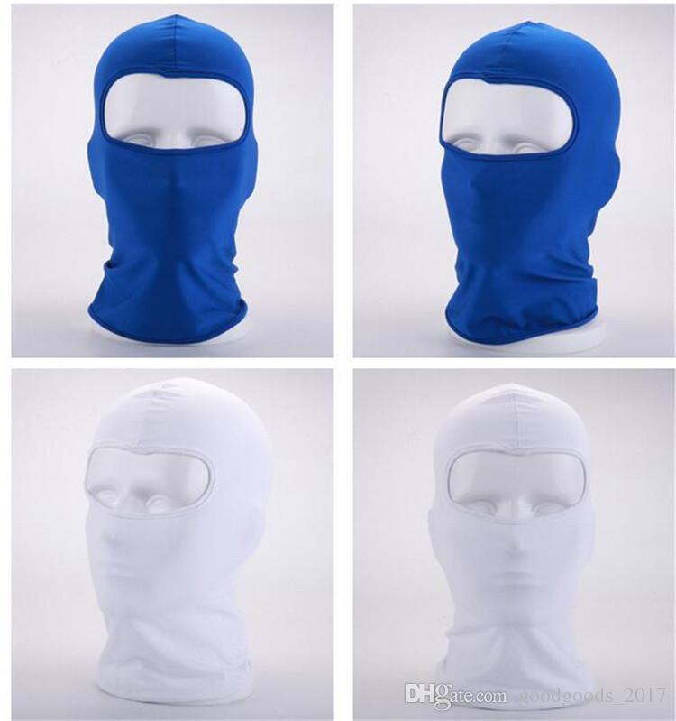 Maschera da sci Sport Bicicletta Ciclismo Maschera Caps Moto Barakra Hat CS antivento set di testa di polvere Camouflage Tactical Mask k003