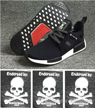 02244c109 NMD XR1 X Mastermind Japan Black White PK MMJ BA9726 Men Sneakers Shoes  With Shoes Box Shop Shoes Men Shoes On Sale From Kooshow