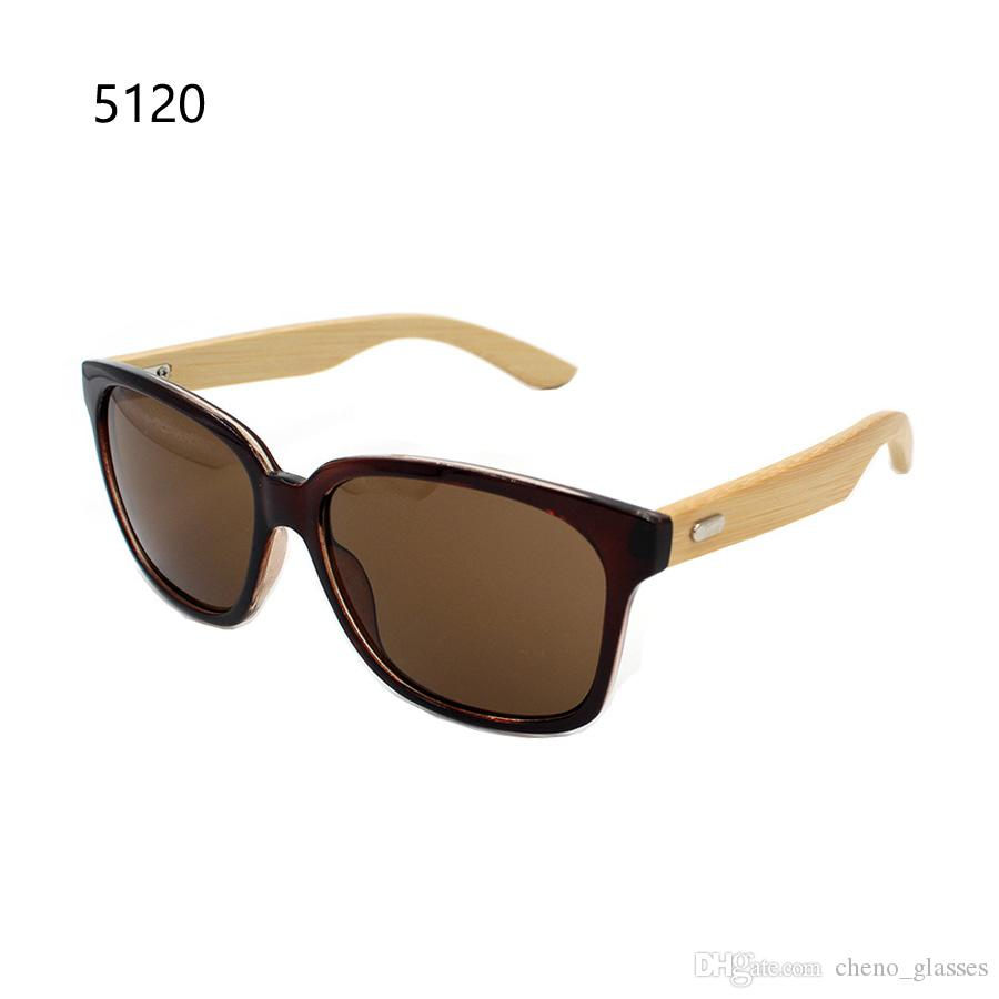 db0e889272 Compre Vintage Gafas De Sol De Bambú Mujeres 2016 Hombres Uv400 Gafas De  Madera Con Bisagra Matel Lentes De Sol Mujer Hombre A $105.03 Del  Cheno_glasses ...