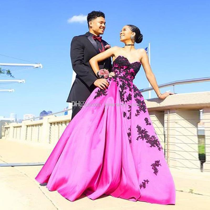 Asombroso Baile Vestido De La Longitud Del Piso Fotos - Ideas de ...