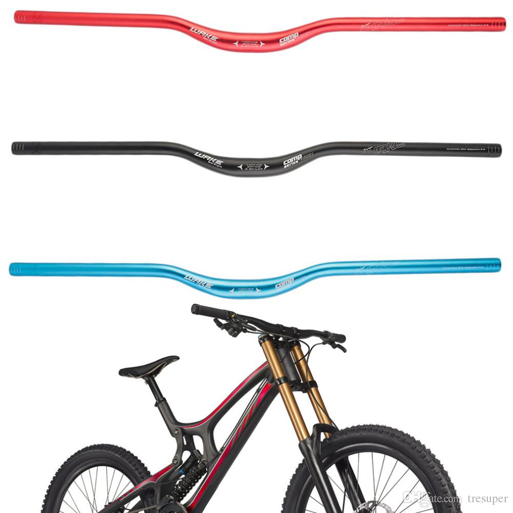 NEW 31.8 x 740 mm MTB Mountain Bike Bicycle Aluminum Alloy Riser Handlebar