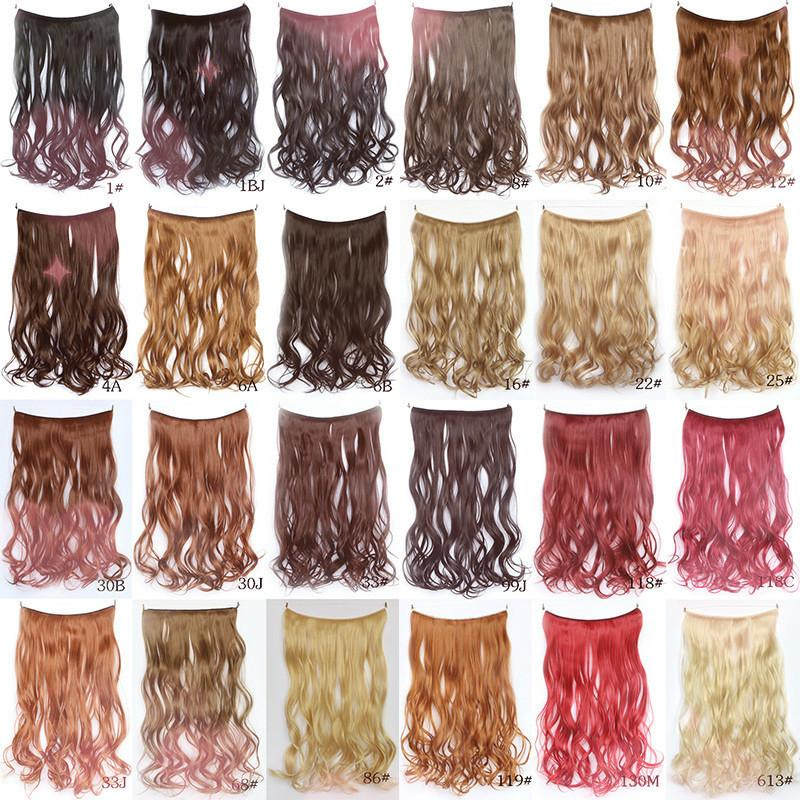 Hair Products Wholesale New Pattern Fishing Line Hair The Curtain