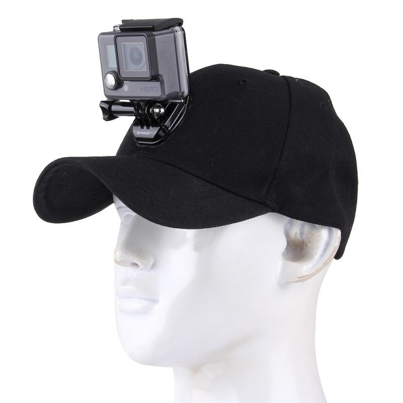 outdoor sun hat baseball cap camera video clip hd