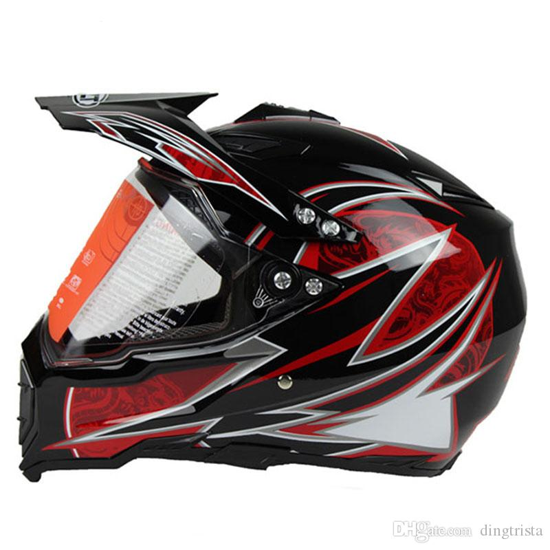 TKOSM 2020-Qualitäts-neue Ankunfts-Motorrad-Sturzhelm Beruf Moto Cross Helm MTB DH Racing Motocross Downhill Fahrradhelm