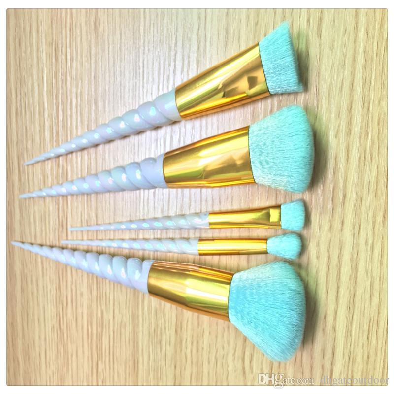 Maquillaje de alta Calidad Pinceles Set Profesional Maquillaje Fundación Mujeres Cosmético Corrector Fundación Eyebrow Eyeliner Brushes Sets Kits de herramientas