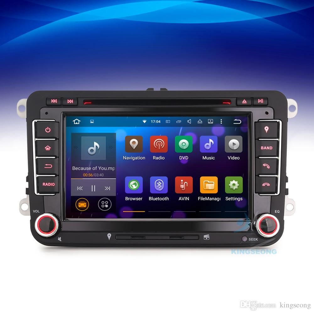 2018 7 4 core android 51 car autoradio dvd gps vw golf jetta 2018 7 4 core android 51 car autoradio dvd gps vw golf jetta caddy passat seat dab mirror link 3g wifi bt dvr dtv in from kingseong 36181 dhgate fandeluxe Gallery