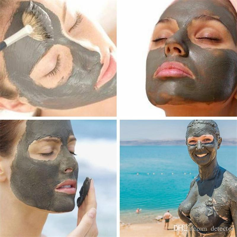 New Dead Sea Mud Mask Deep Cleaning Hydrating Acne Blemish Black Mask Clearing Lightening Moisturizer Nourishing Pore Face Cleaner