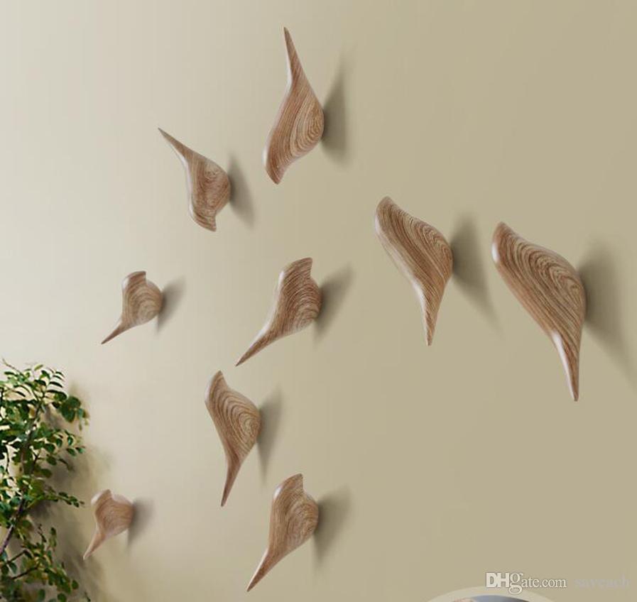 Criativo Ganchos De Parede Pássaro Decoração Material De Resina Ganchos Porta Do Quarto Após Os Animais Ganchos 3D Casaco Gancho Único Gancho Da Parede