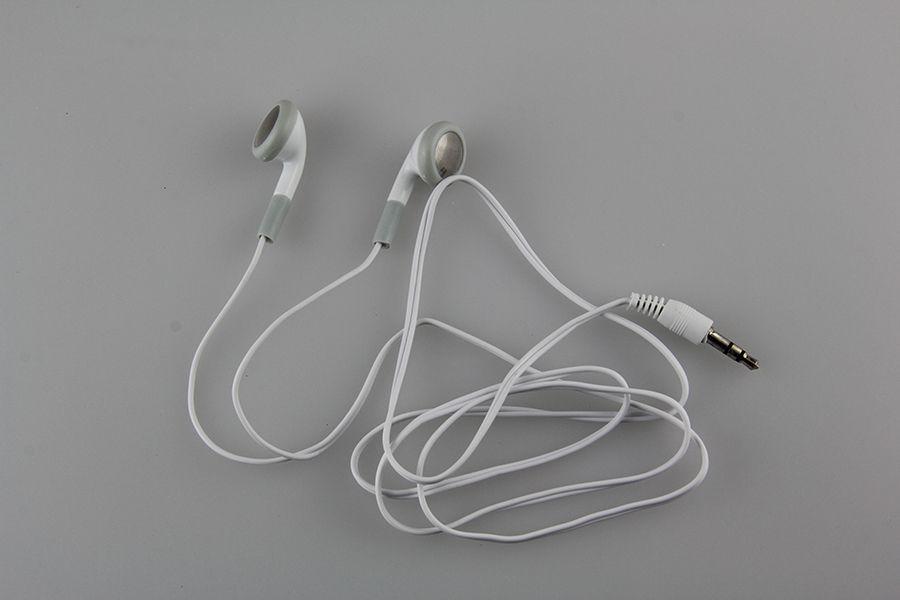 Fashion in-ear Earphone Headphone 3.5mm For Cell phone iphone Samsung Mp3 Mp4 Mini HD headset
