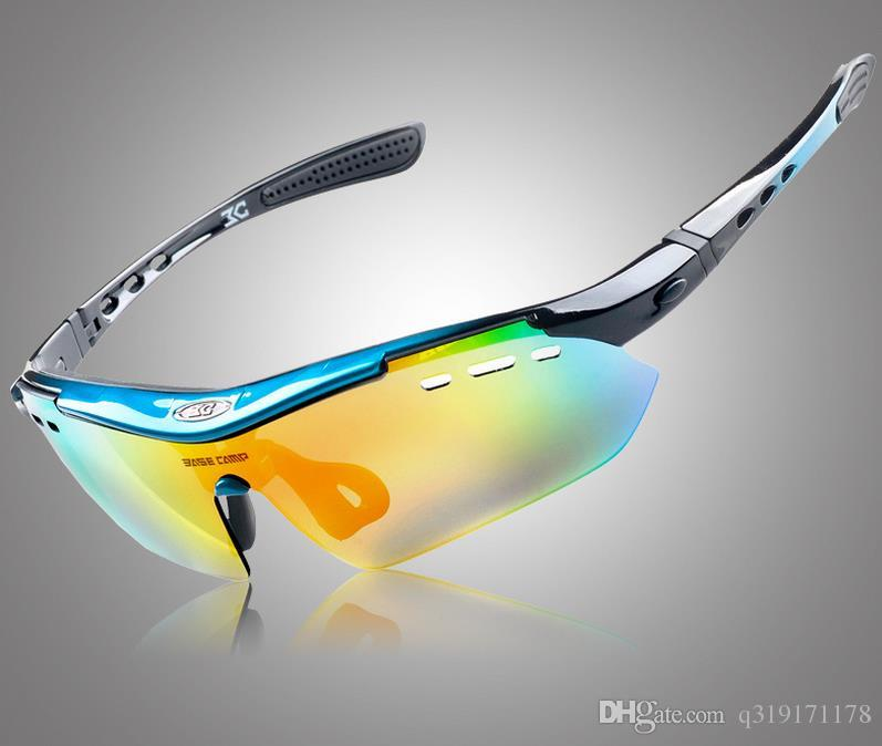 e648af2a17 2019 6 LENS Cycling Glasses Bike Mountain Glasses With Bag Outdoor Eyewear  Sport Sunglasses Polarized Uv400 From Q319171178
