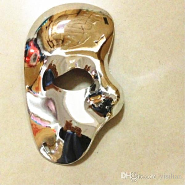 High quality Piaget Earl Opera Phantom - Right Half Face Blouse Masking Mask Performing Mask PH048 as your needs