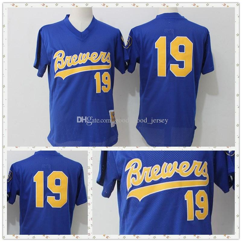 huge inventory eb996 53cd4 19 robin yount jersey events