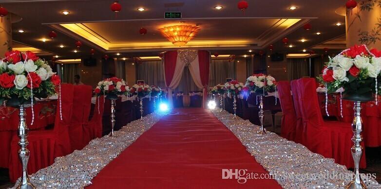 hayır dahil çiçekler düğün centerpieces çiçek vazo masa için uzun boylu düğün vazolar