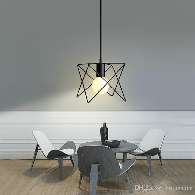 Wrought Iron Pendant Lamp Kitchen Vintage Pendant Lamp Black Bar - Wrought iron pendant lighting kitchen