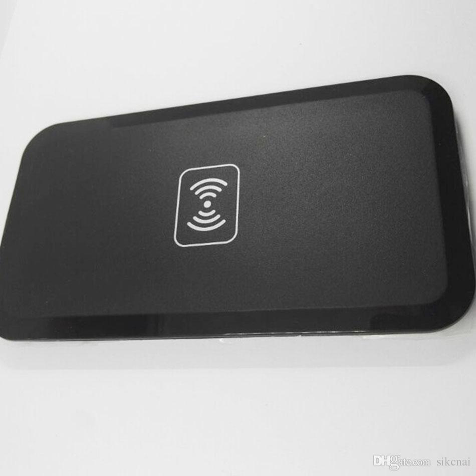 Newest S7 Qi Wireless Charger Cell phone Charge Pad For iphone device Samsung Nokia HTC LG Cellphone charger