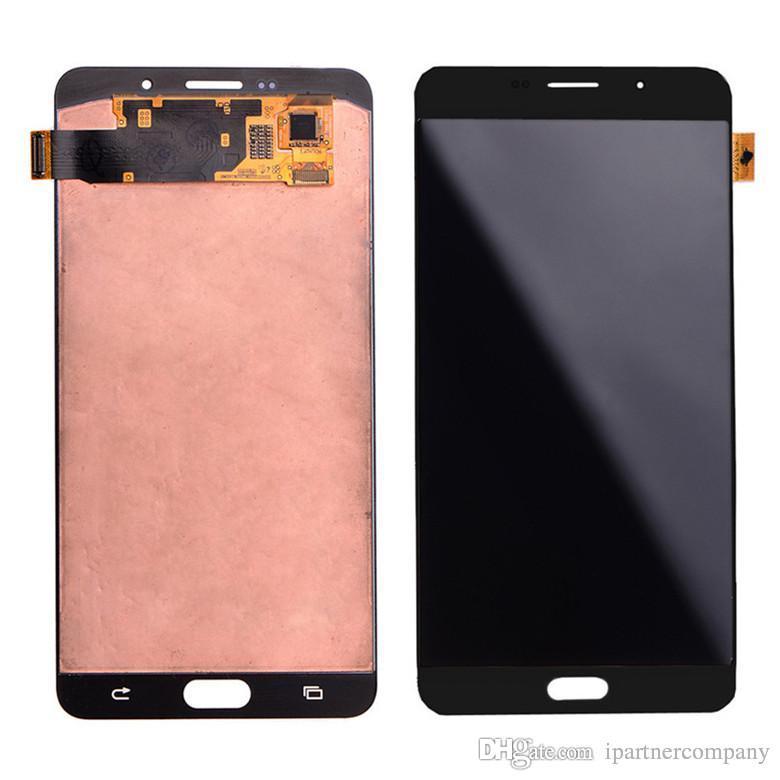 Un Ecran Tactile Pour Samsung Galaxy A9 A9000 A900 Lcd Avec Touch Digitizer Nouvel LCD Assemblee Complete Des Outils Gratuits