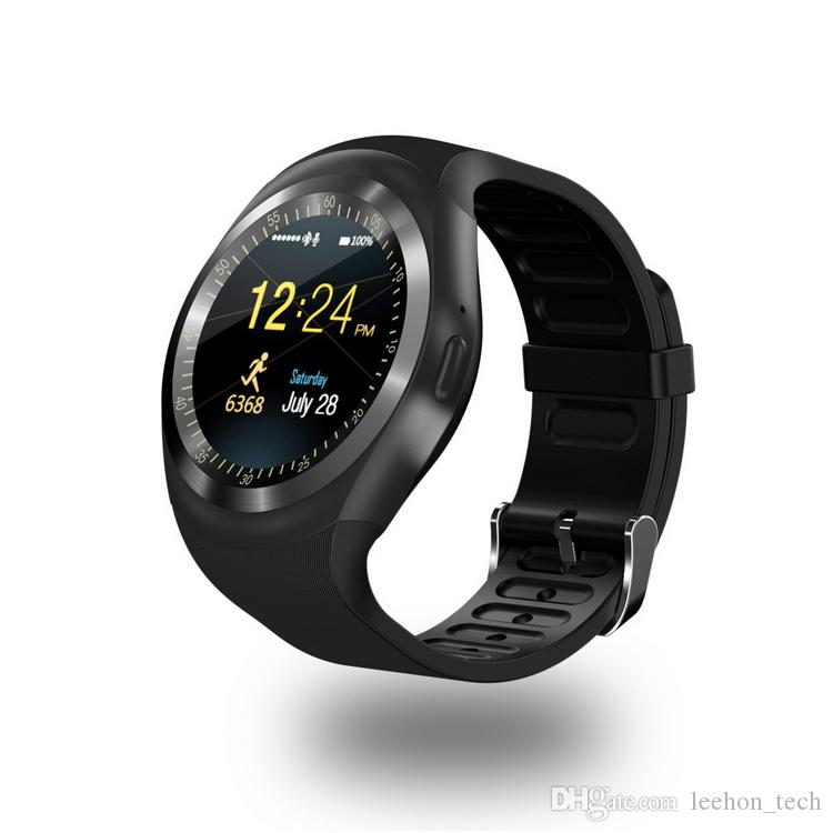Y1 Smart Watches Mobile Phone With Sim Card Bluetooth