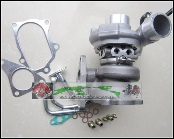 Turbo For SUBARU Forester Impreza 1998- 58T EJ20 EJ205 2.0L 211HP TD04L 49377-04300 14412-AA360 Turbocharger with gaskets pipe