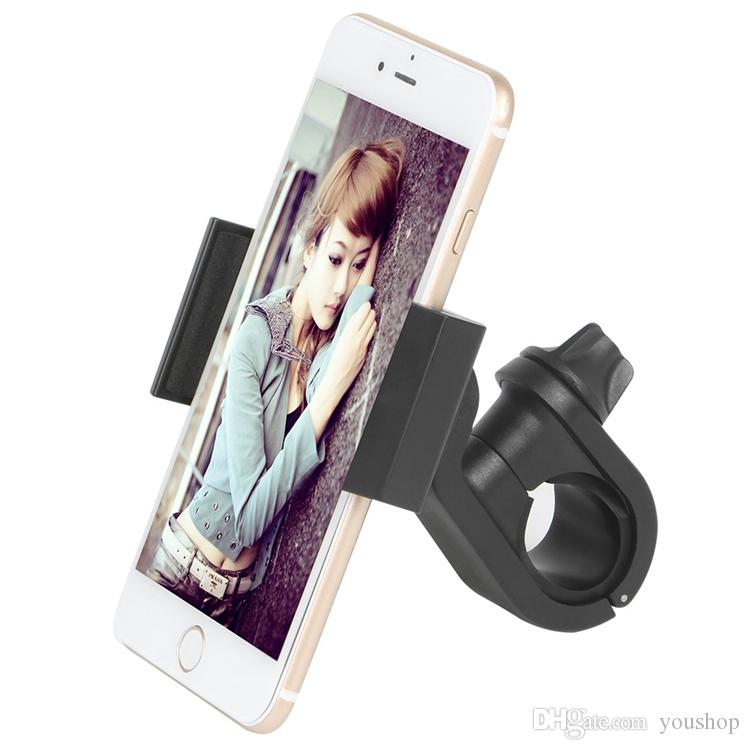 Universal Bike Phone Mount Bicycle Holder for iphone 7 Plus for Samsung Galaxy S8 S7 S6