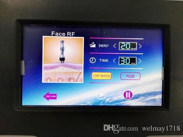 Tripolar RF radyo frekansı kilo kaybı ultrasonik kavitasyon makinesi taşınabilir diyot lazer lipo masajı lipo lazer zayıflama makinesi