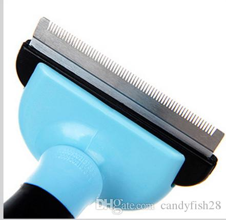 Home & Garden Pet supplies Cat and comb comb the hair removal in addition to the wool implement pet dog cat remove comb