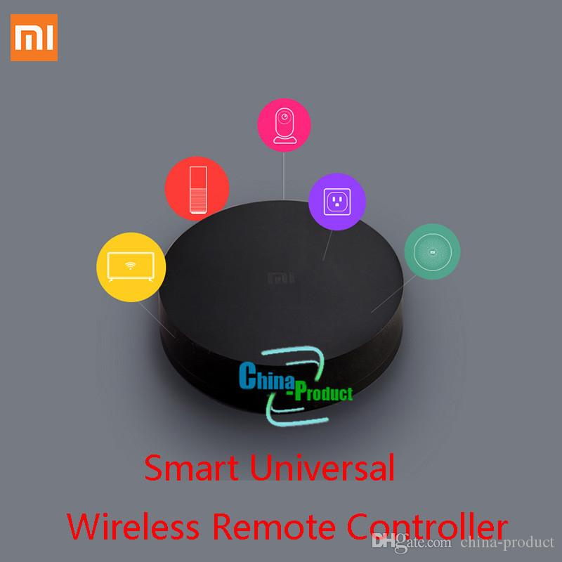 Xiaomi Mi Universal Smart Remote Controller Home Appliances USB WIFI+IR Switch 360 Degree Smart for Air Conditioner TV DVD Player