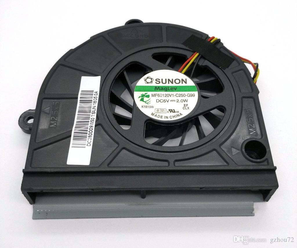 جديد الأصلي Sunon MF60120V1-C250-G99 dc 5 فولت 2.0 واط مروحة تبريد الكمبيوتر المحمول