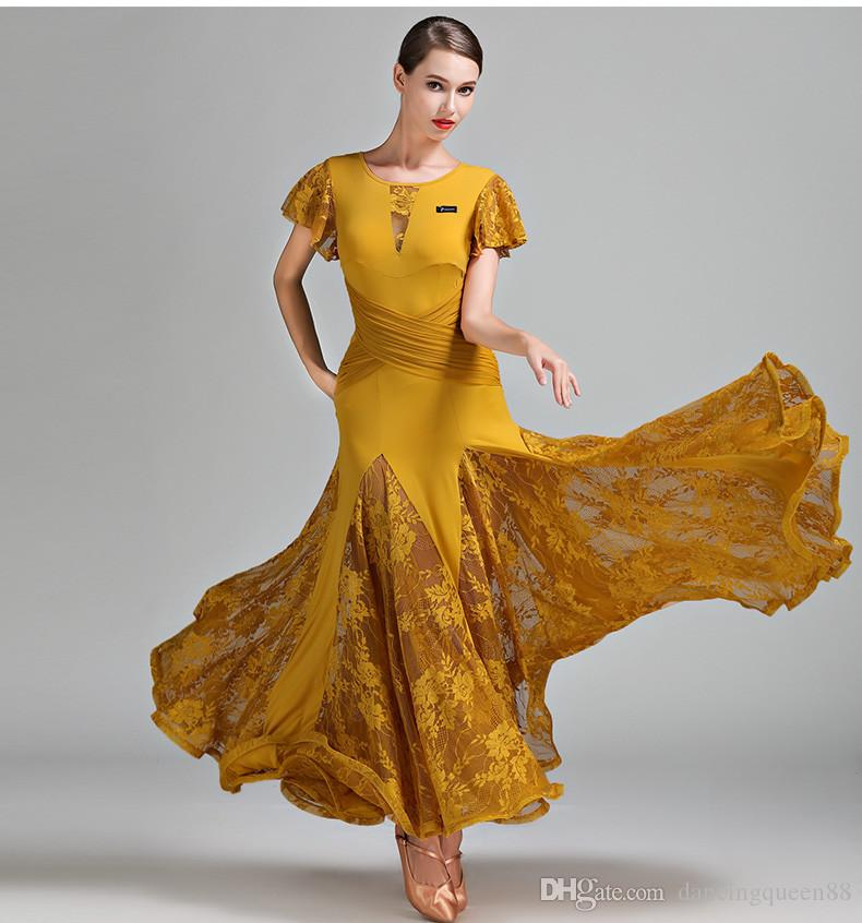 Green Ballroom Dress Woman Ballroom Waltz Dresses Ballroom Dance Clothes  Red Spanish Flamenco Dress Fringe Dance Wear 2018 2018 Ballroom Dance  Dresses Waltz ... 89d2aa6691b6