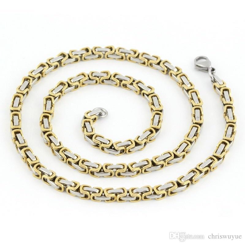 Мода высокое качество 2 слоя серебро золото черный крест мужская нержавеющая сталь кулон ожерелье Китай кулон ювелирные изделия поставщиков NP33