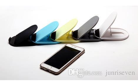 Support pour mini-téléphone multi-angle pour iphone Support de bureau pour téléphone portable avec support universel réglable pour votre téléphone