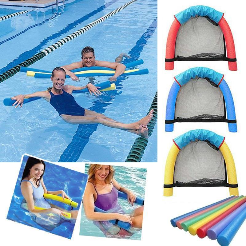 2018 Portable Swimming Floating Chair Water Mesh Pool Float Mesh Chair Seat  Bed Water Bed Supplies For Children Pool Accessory From Goodgoods_2013, ...