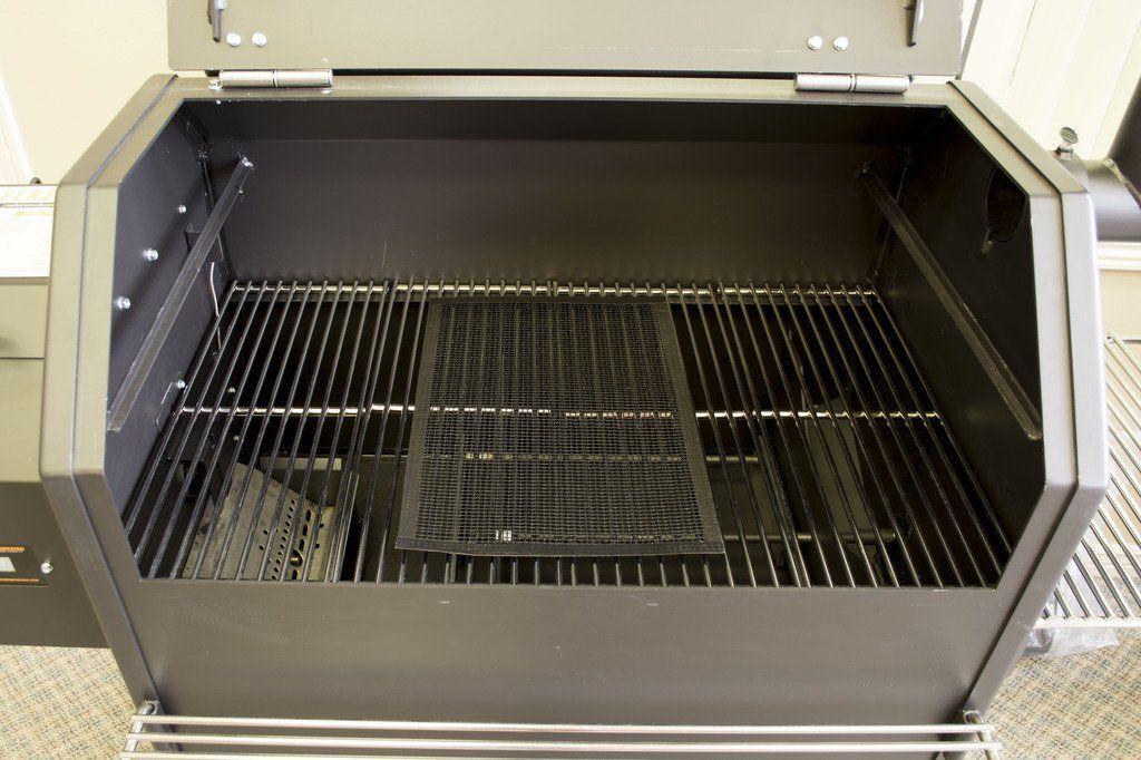 Griglia barbecue Griglia antiaderente Griglia barbecue Migliori accessori grigliate all'aperto, Smoker-Food non passa attraverso griglia Grill