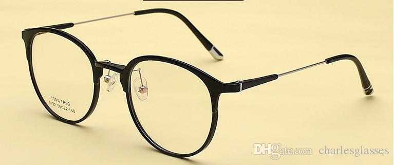 3d8beb34960 Classic Women TR90 Eyeglasses Frames Full-rim Optical Glasses for ...