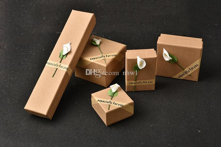 Nueva llegada caja de relojes caja de los titulares de lujo Lily cajas florales relojes de pulsera caja de regalo para mujeres niñas