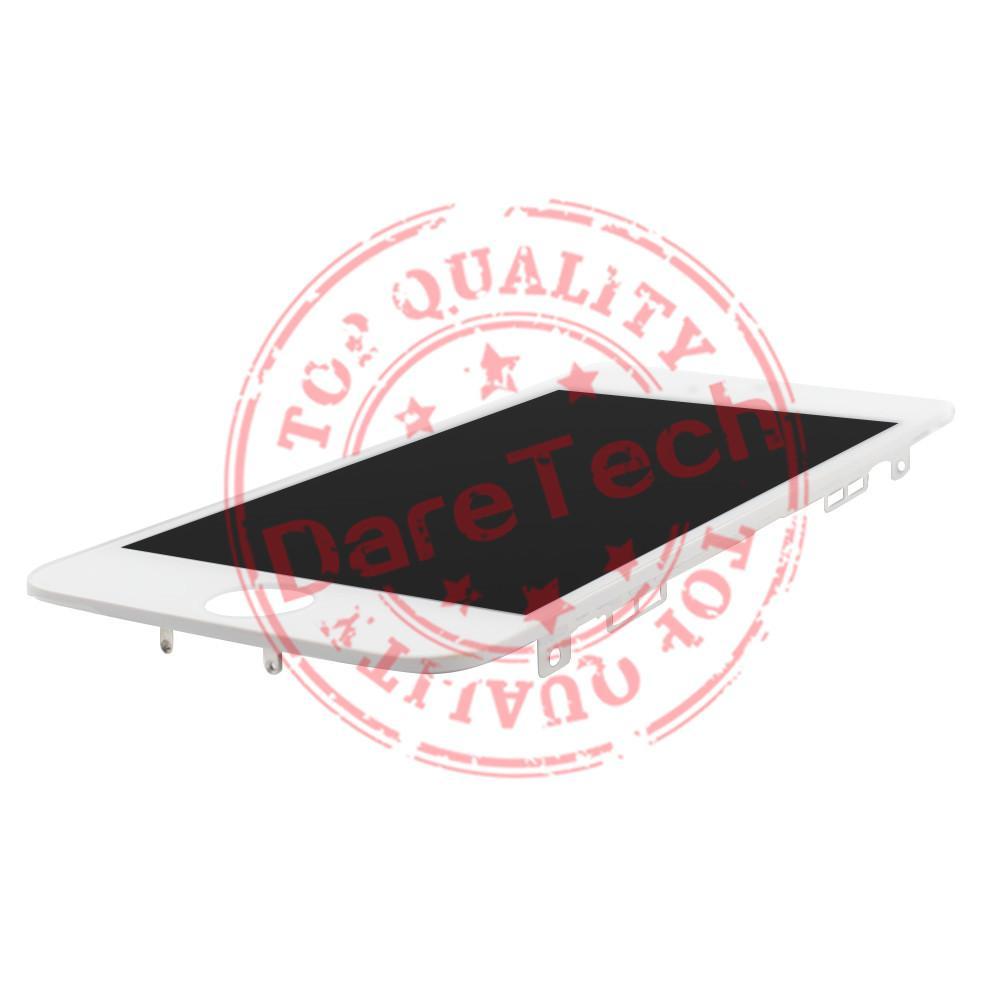 آيفون 5S عرض LCD لوحات شاشة تعمل باللمس استبدال محول الأرقام الجمعية كاملة في قطع الغيار أبيض أسود