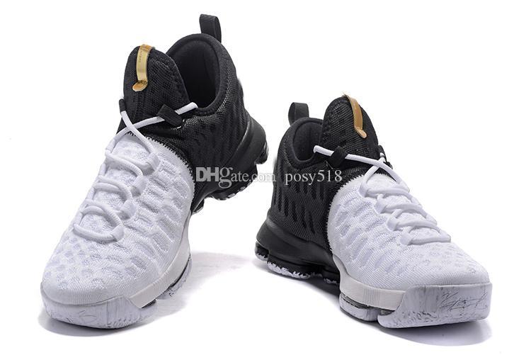 official photos 4116d 17676 ... where to buy kd 9 tía pearl negro rosa zapatos de baloncesto hombres  2017 nuevo kds